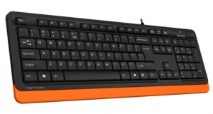 A4 Tech Klawiatura FSTYLER FK10 Orange